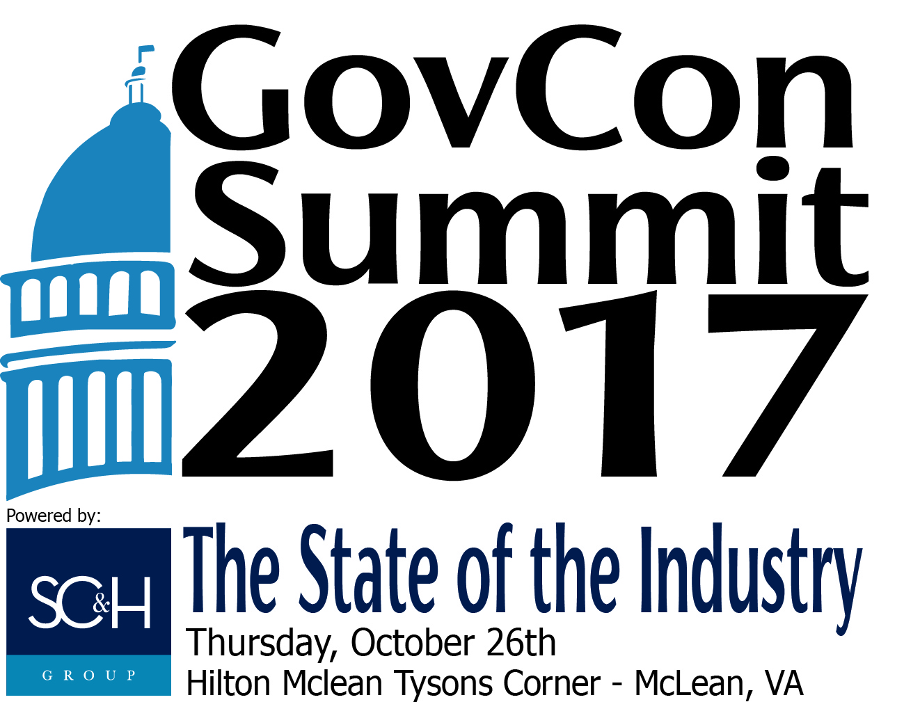 GovCon Summit 2017 Logo