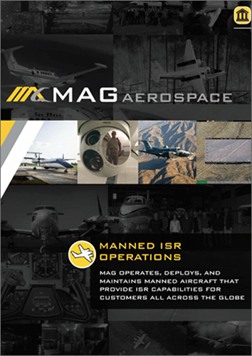 Manned ISR Operations FEDERAL Manual Cover