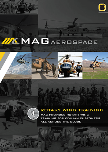 Rotary Wing Training Civilian Manual Cover