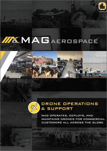 Drone Operations & Support Commercial Manual Cover