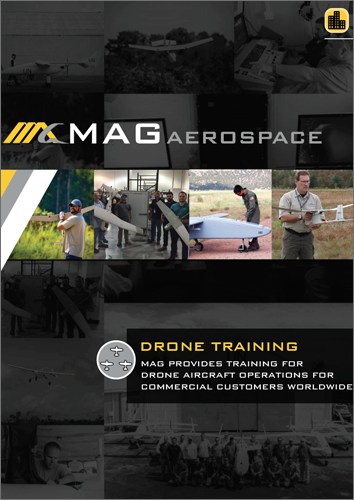 Drone Training Commercial Manual Cover