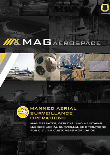 Manned Aerial Surveillance Operations Civilian Manual Cover