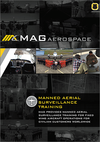Manned Aerial Surveillance Training Civilian Manual Cover