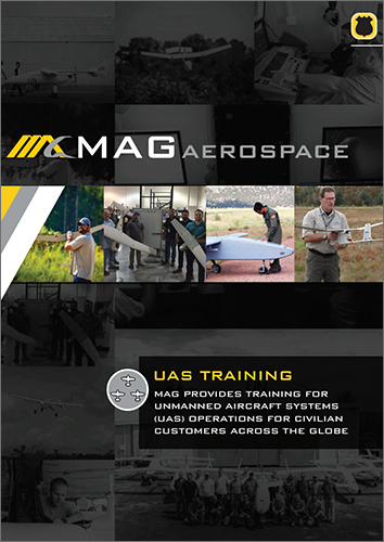 UAS Training Civilian Manual Cover