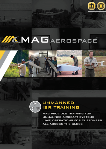 international unmanned isr training Manual Cover