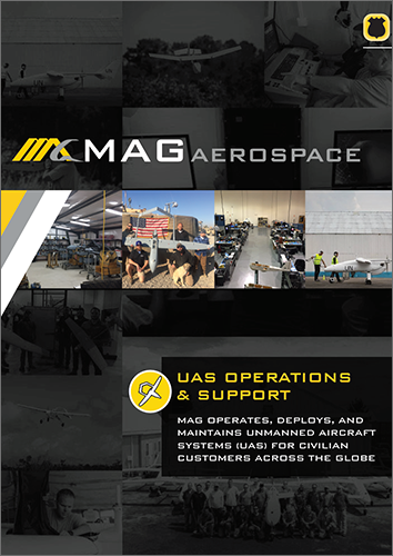 UAS Operations & Support Civilian Manual Cover