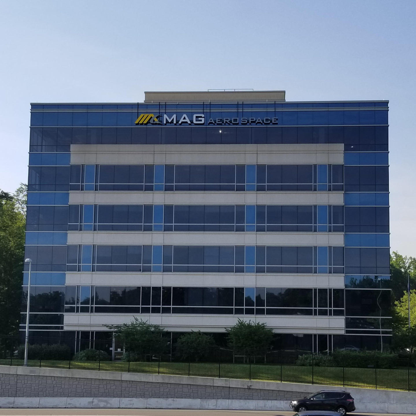 mag office building