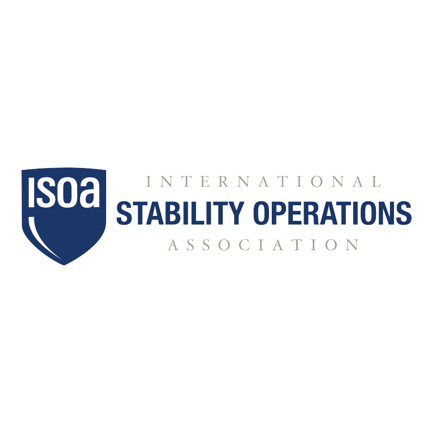 ISOA - International Stability Operations Association Logo